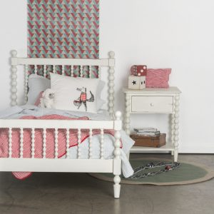 Incy Spindle Penny Single Bed