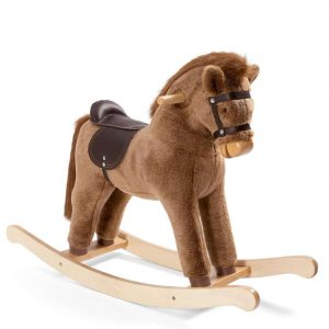 Mamas & Papas Rocking Horse - Chestnut 2+