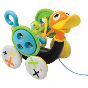 Yookidoo Whistling Pull Along Duck 12m+