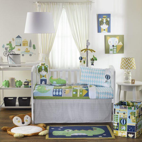 Lolli Living Juniper 6 Piece Nursery Set