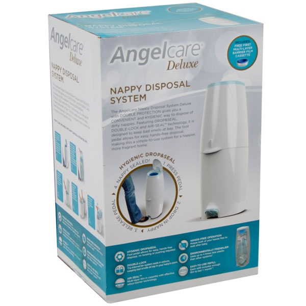 Anglecare Deluxe Disposal System