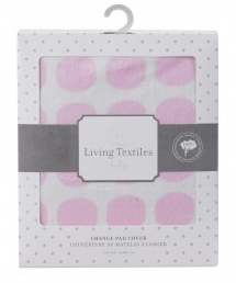 Living Textiles Dot Change Pad Covers