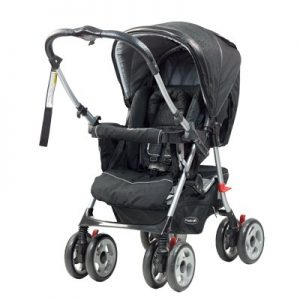Steelcraft Acclaim Reverse Handle Stroller