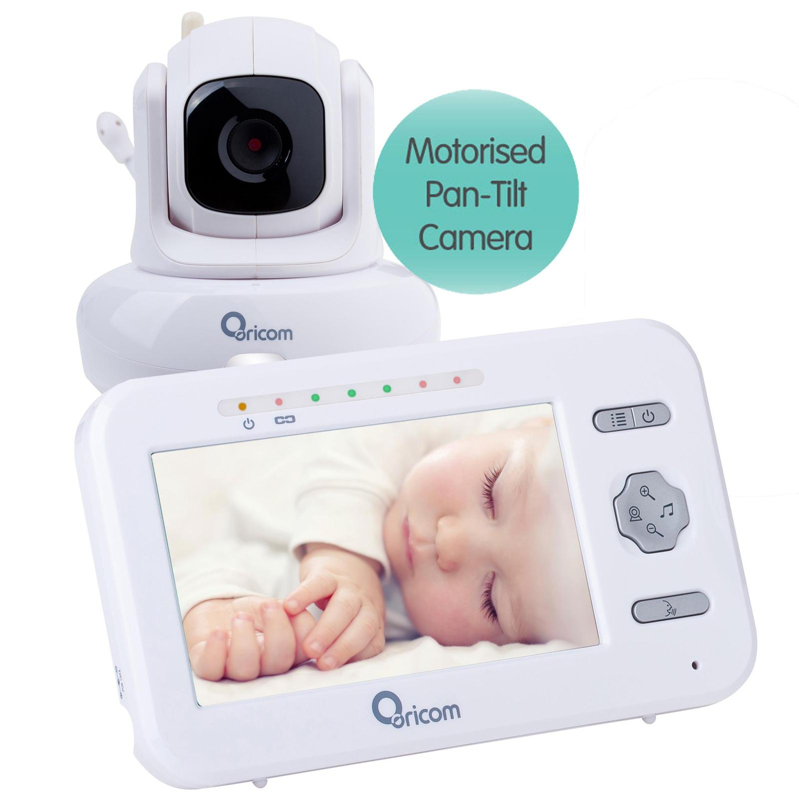 oricom babysense2 and secure 850 video baby monitor babyroad. Black Bedroom Furniture Sets. Home Design Ideas
