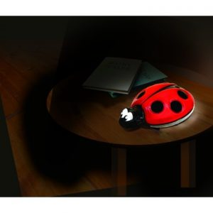 Dream Baby Night Light Ladybug