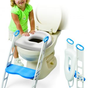 Baby U Cushie Step Up Toilet Seat