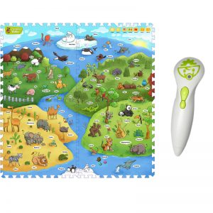 Creative Baby i-Mat - Animals of the World