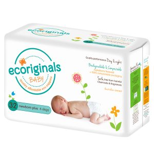 Ecoriginals Nappy