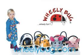 Wheely Bugs Assorted Designs sizes Small 12m+ or Large 3+