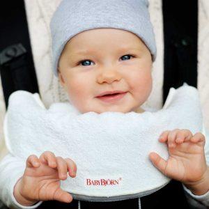Baby Bjorn Baby Bib For Carrier 2pk