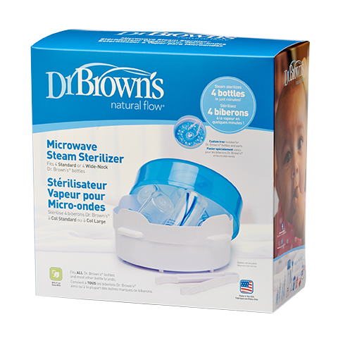 Dr Brown's Microwave Steam Sterilizer