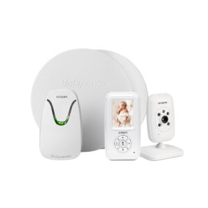 Oricom Babysense7 + Secure715 Baby Monitor Value Pack