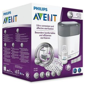 Philips Avent 4-in-1 Electic Steam Sterilizer