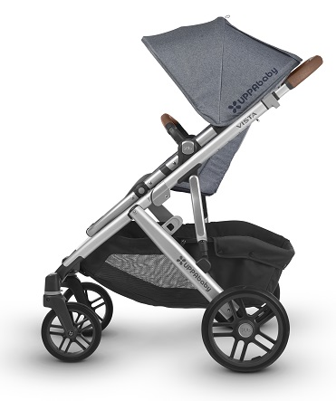 Uppababy Vista Gregory Blue Marl