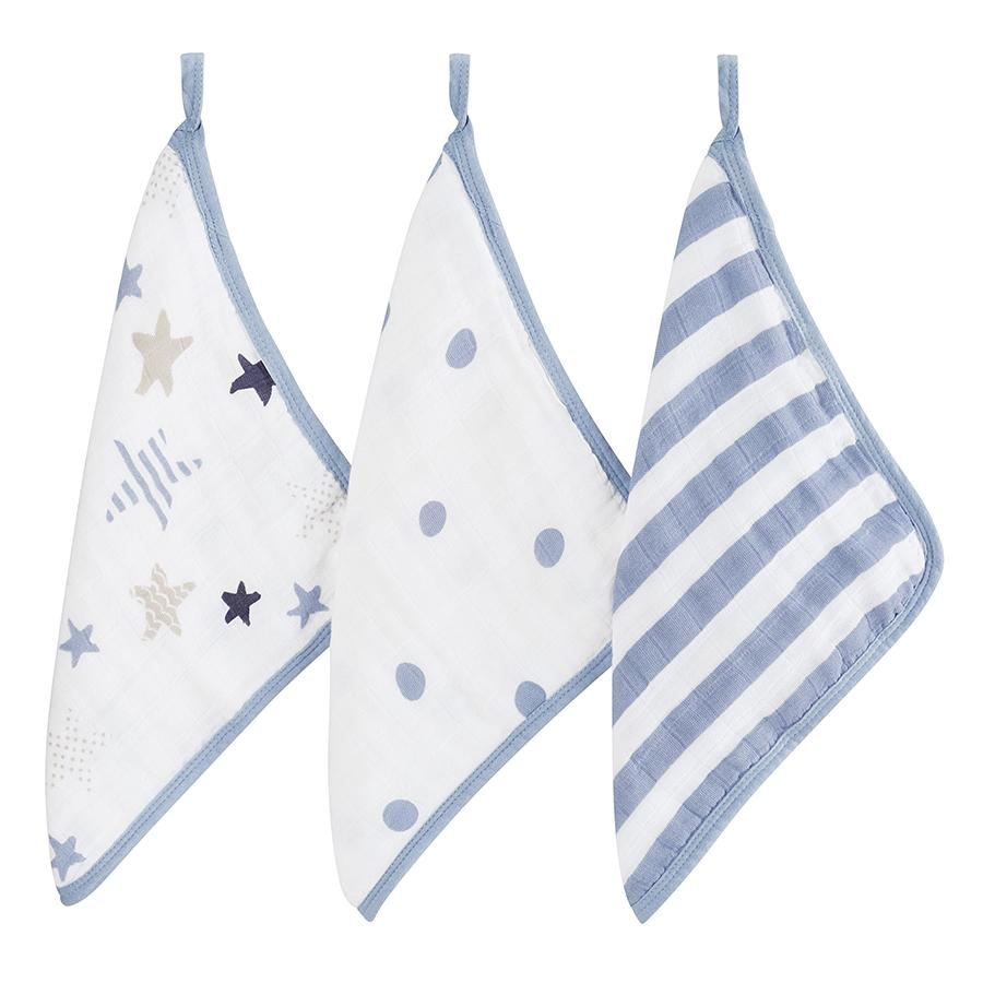 Aden + Anais Washcloth Set