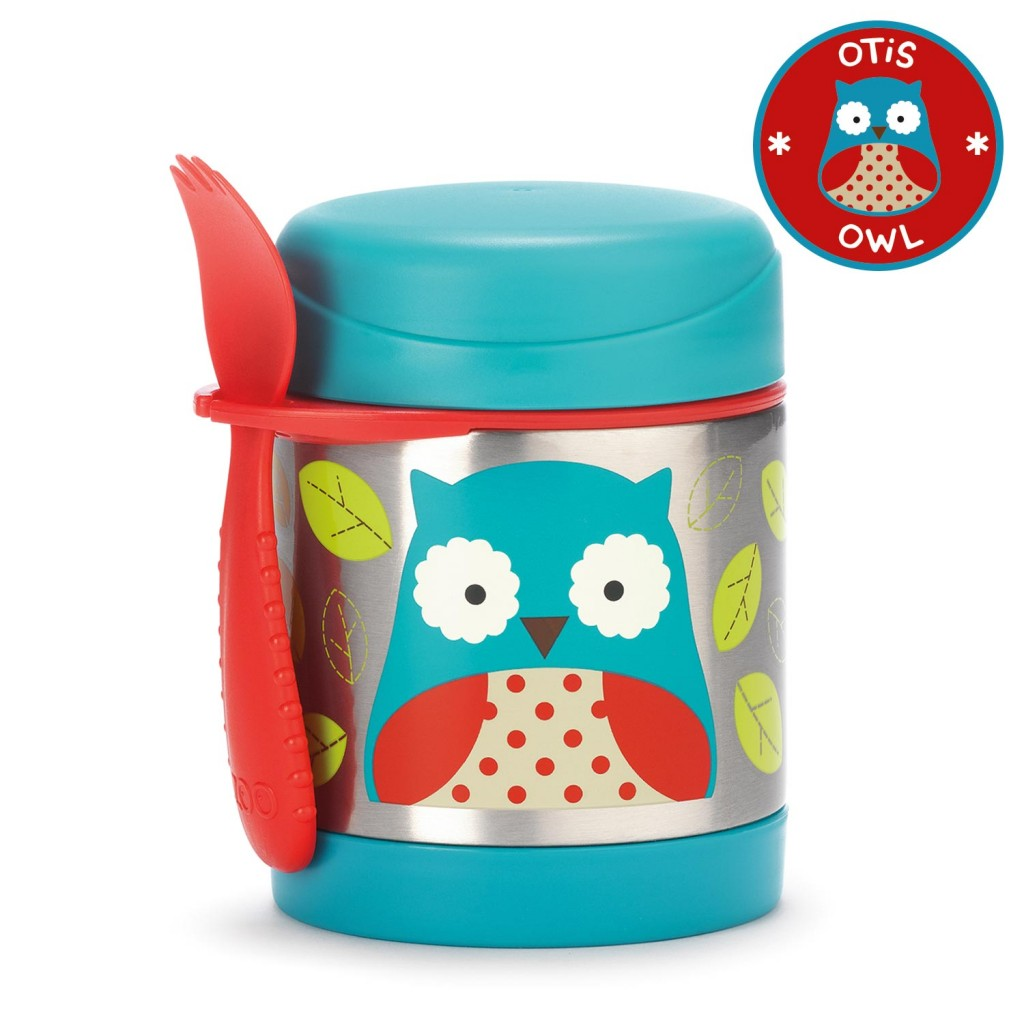 Skip Hop Zoo Food Jar