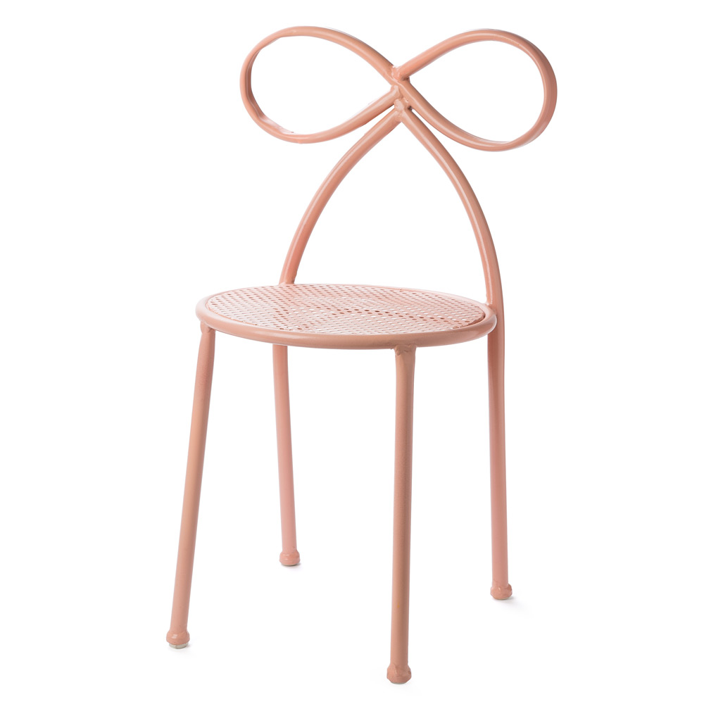 Madras Link Bow Chair