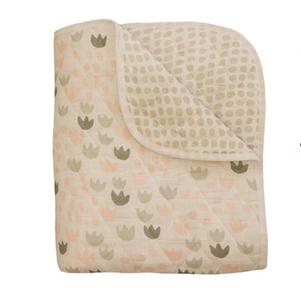 Madras Link Meadow Cot Quilts