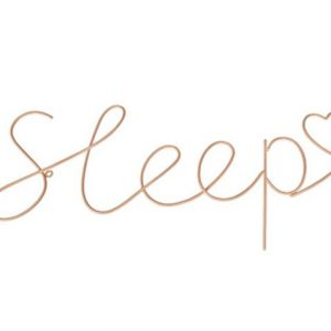 Madras Link Sleep Sign