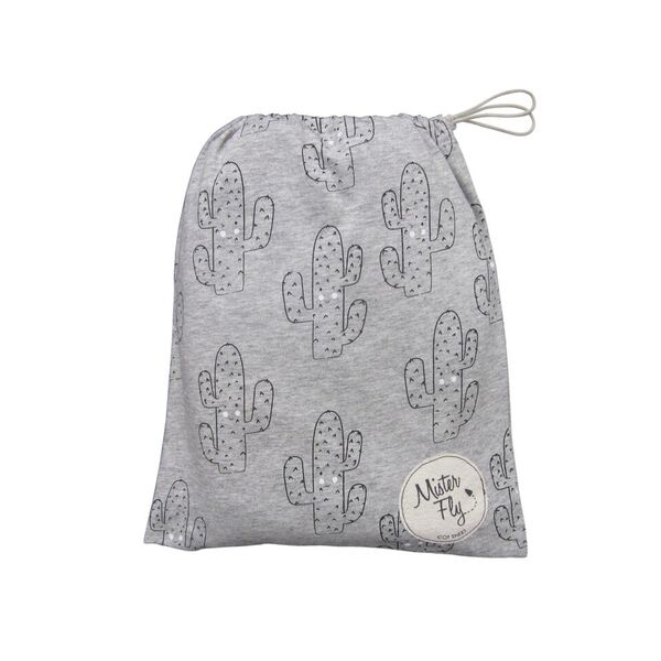 Mister Fly Cactus Fitted Sheet