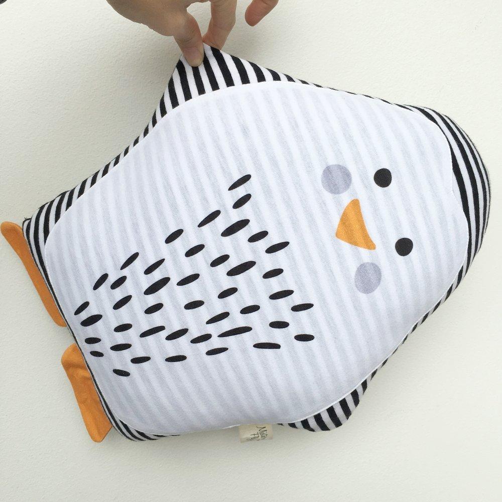 Mister Fly Penguin Cushion