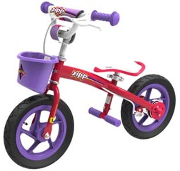 Zipp 2 in 1 Balance & Pedal Bike