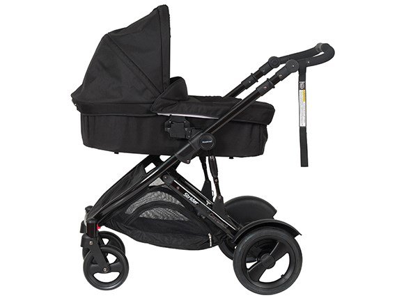 Steelcraft Strider Compact Deluxe Edition & Free Bassinet