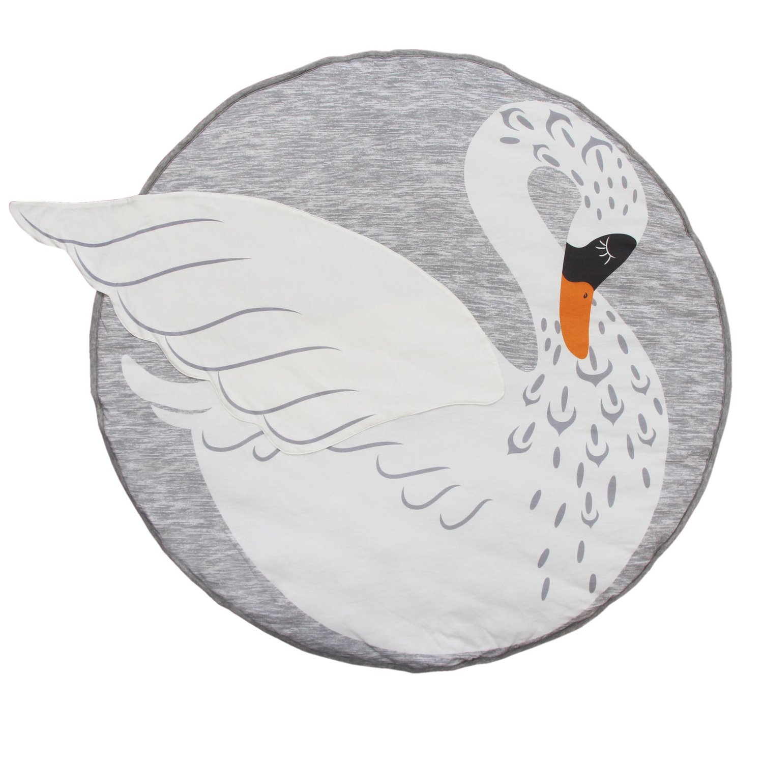 Mister Fly Swan Play Mat