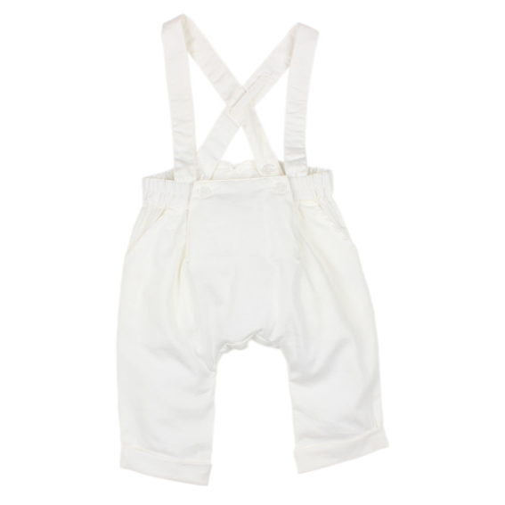 Bebe' Special Occassion Woven Overall