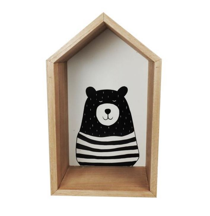 Bear House Frame