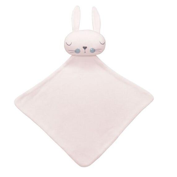 Mister Fly Pink Bun Bun Comforter