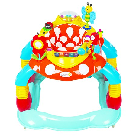 Safety 1st Melody Garden Activity Centre Baby Walkers