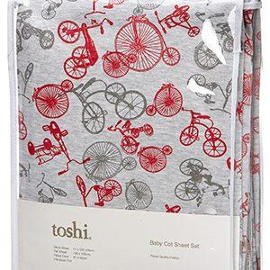 Toshi Trike Cot Sheet Set
