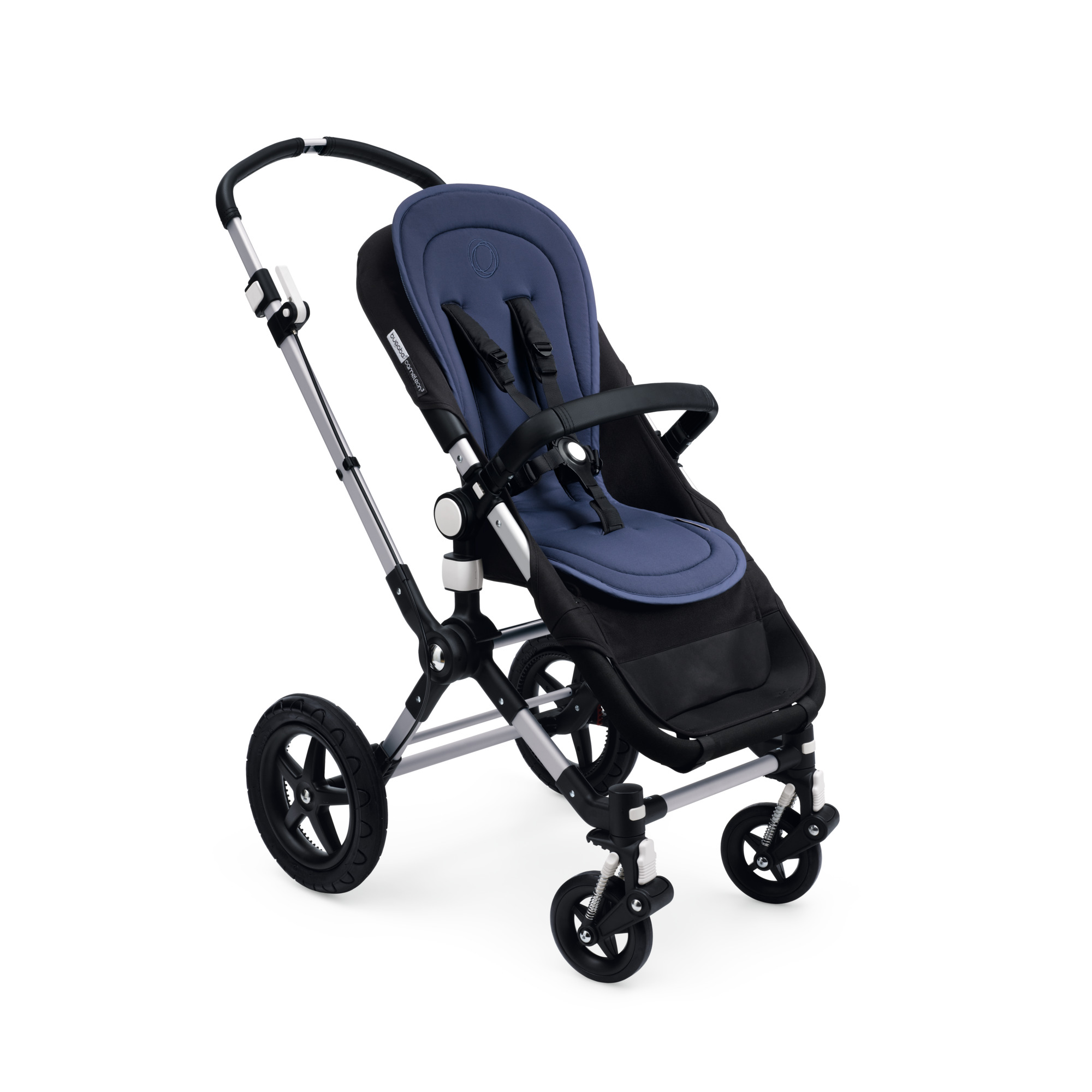Bugaboo And Car Seat