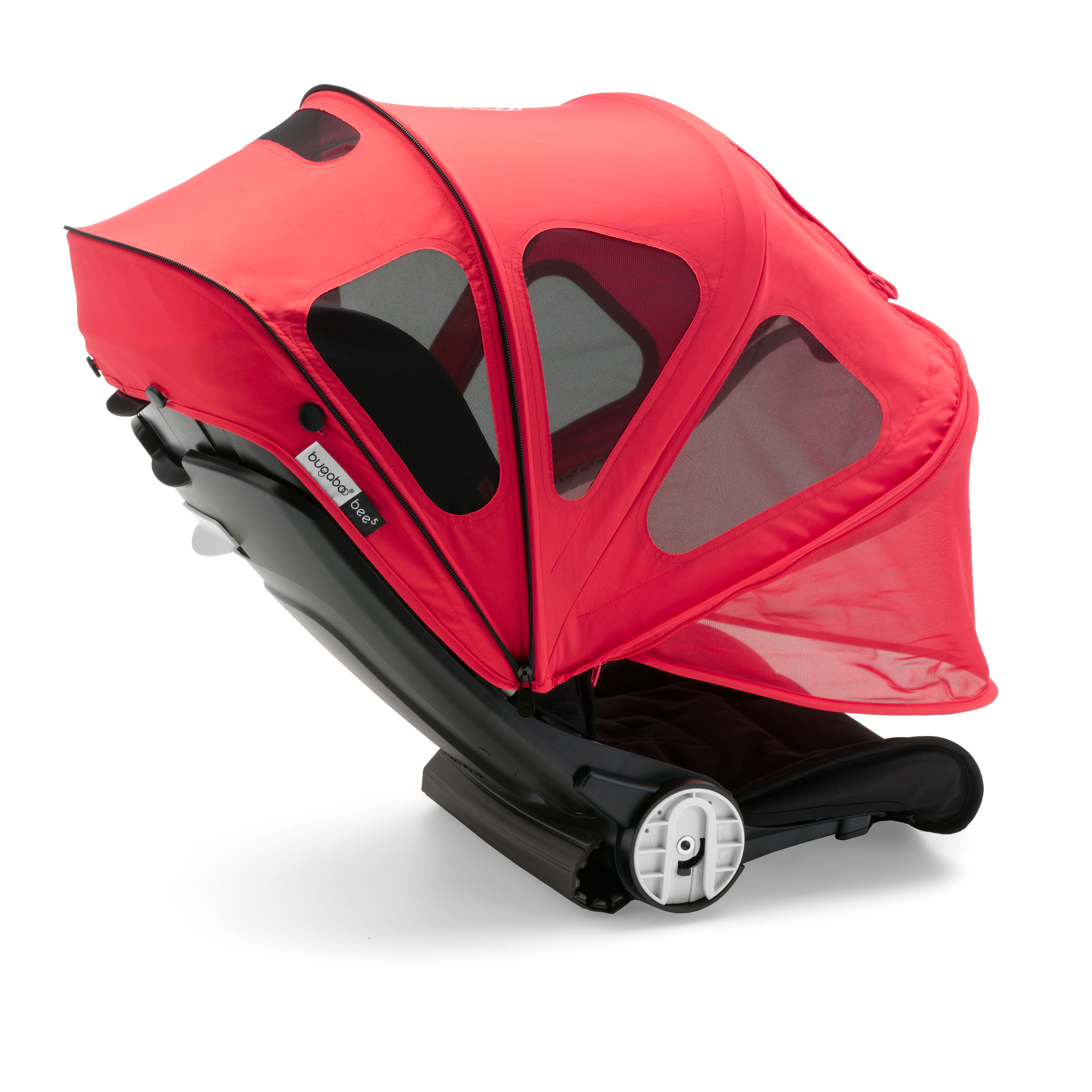 bugaboo bee 5 canopy instructions