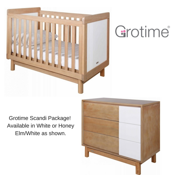 Grotime Scandi Nursery Package