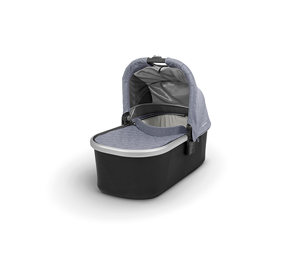 Uppababy Cruz Bassinet Grey Marl