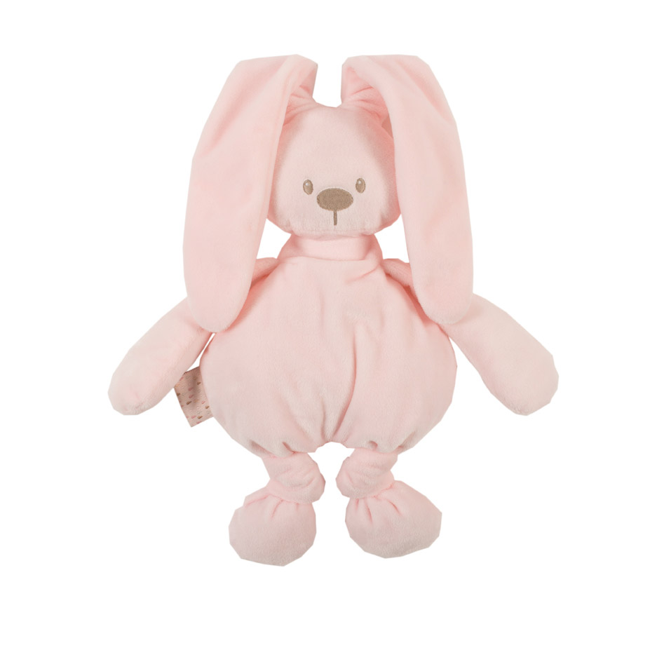 Nattou Lapidou Cuddly Pink