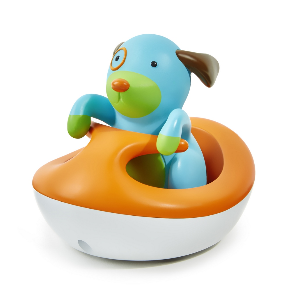 Skip Hop Zoo Rev Up Dog Wave Rider