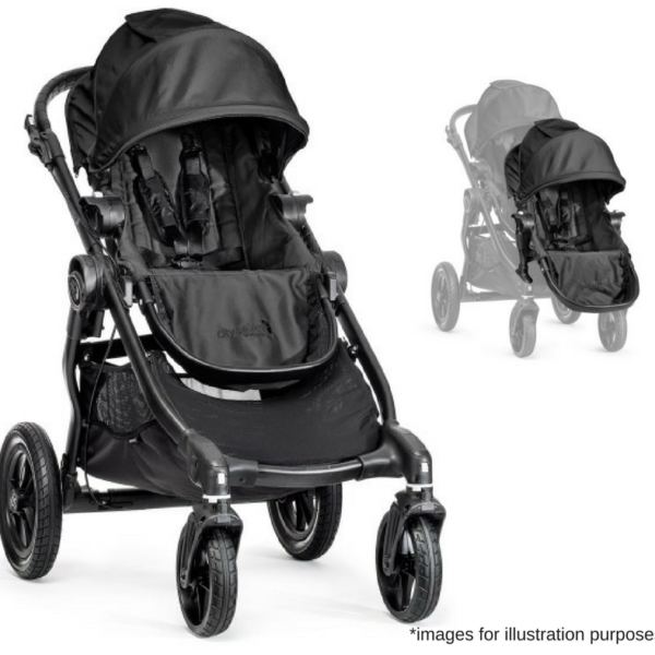 Baby Jogger City Select Pram & Second Seat