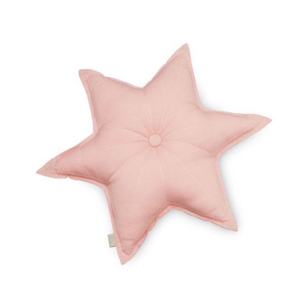 Cam Cam Rose Star Cushion
