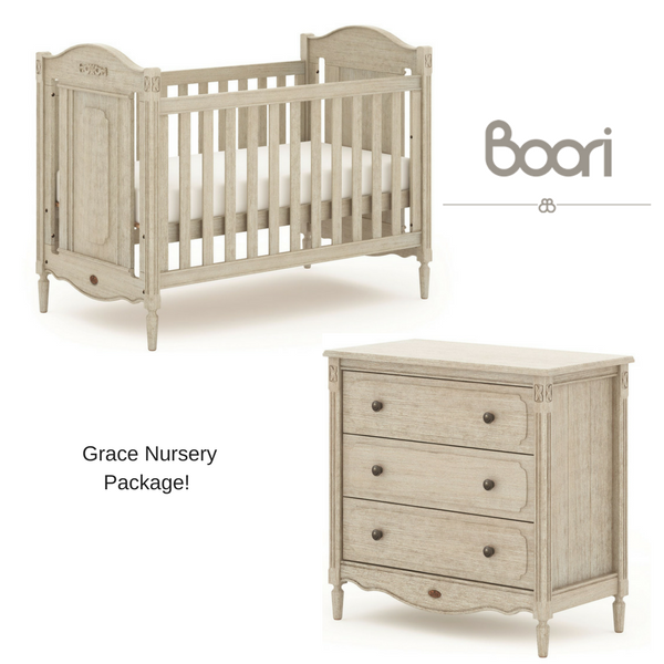 Boori Grace Nursery Package