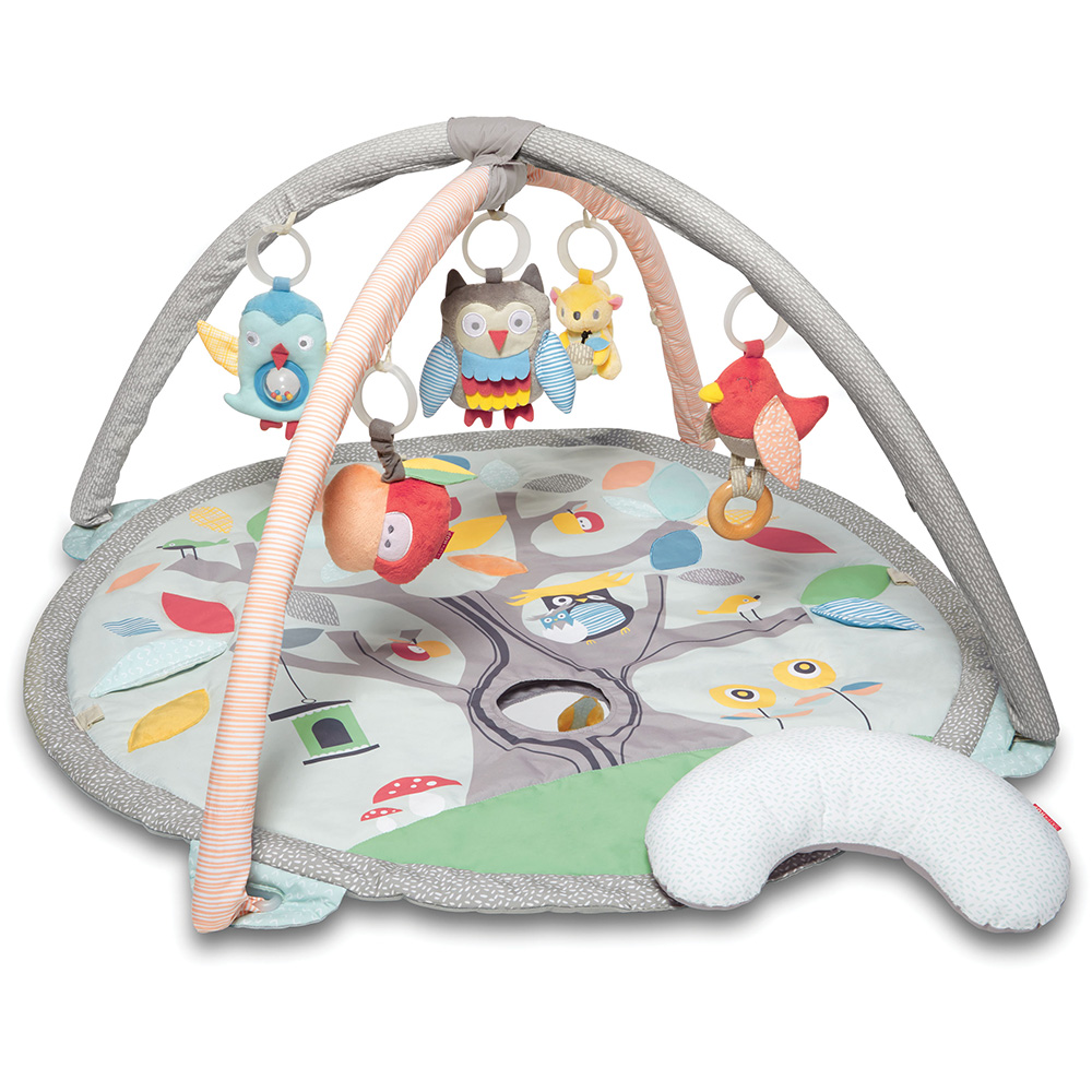 Skip Hop Grey Pastel Treetop Friends Activity Gym