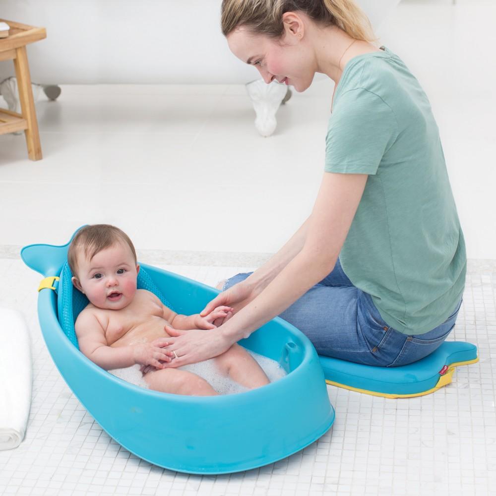 skip hop moby bath tub babyroad. Black Bedroom Furniture Sets. Home Design Ideas