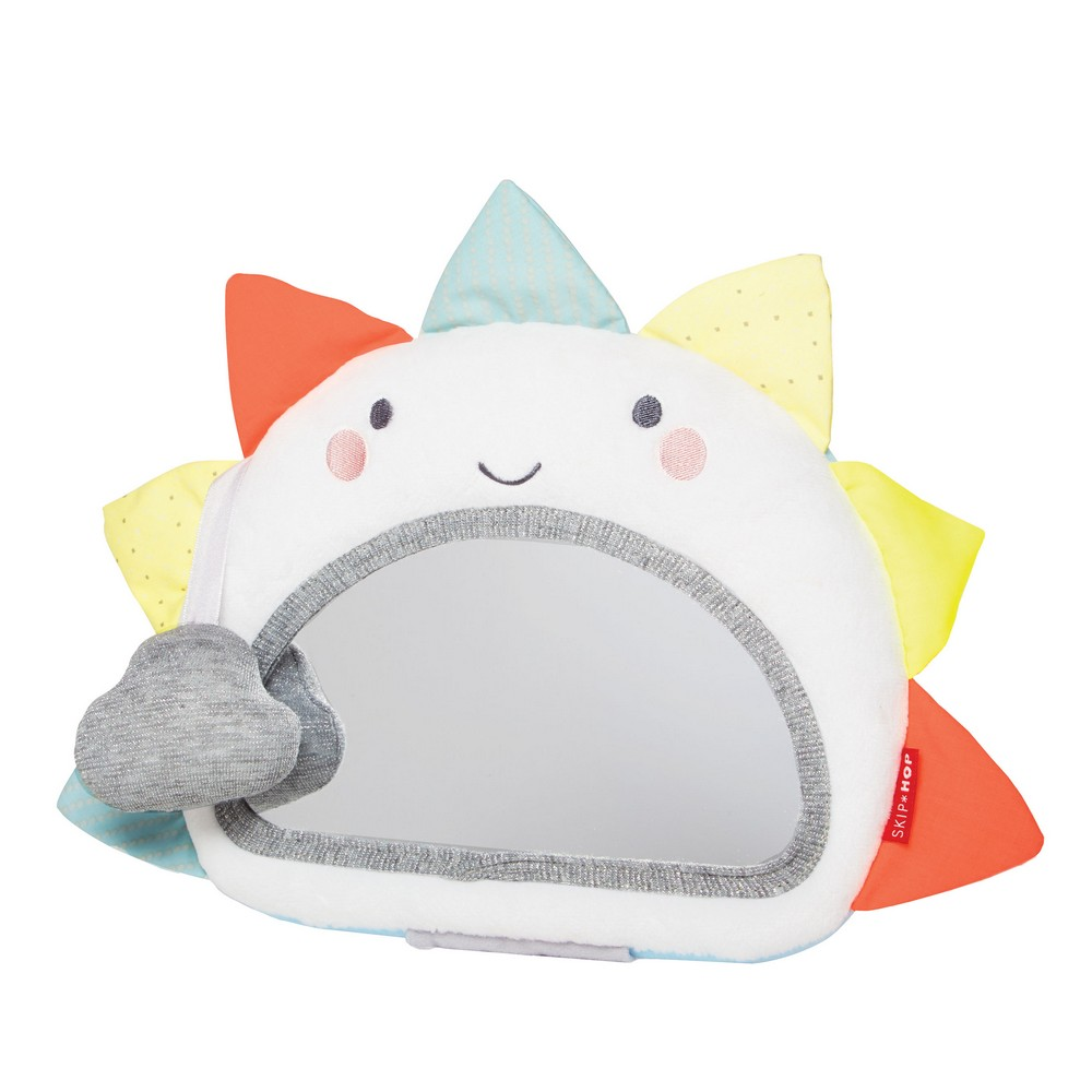 Skip Hop Silver Lining Activity Mirror