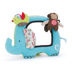 Skip Hop Zoo Alphabet Activity Mirror