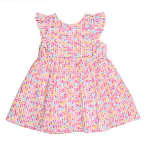 Bebe Daphnie Geo Dress