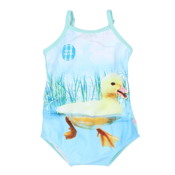 Bebe Lucy Duckling Swimsuit