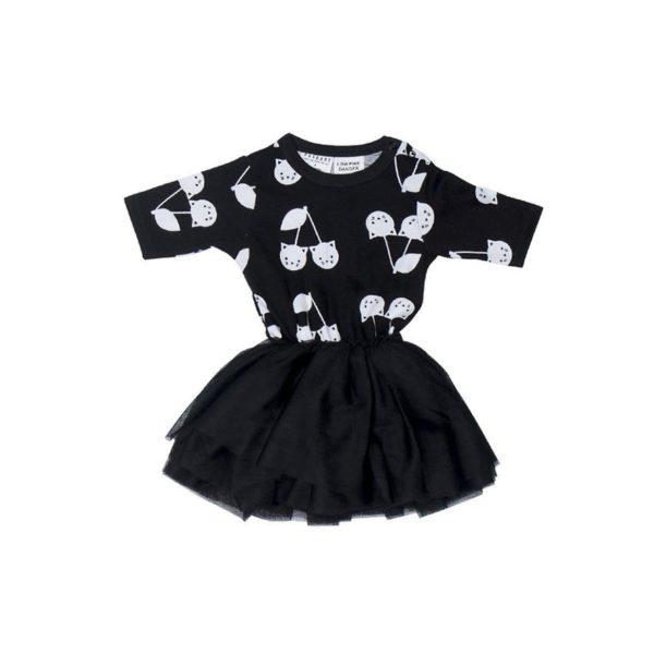 hux black ballet onesie