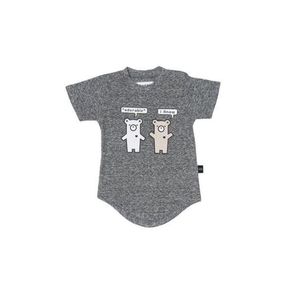 hux duo bear tshirt